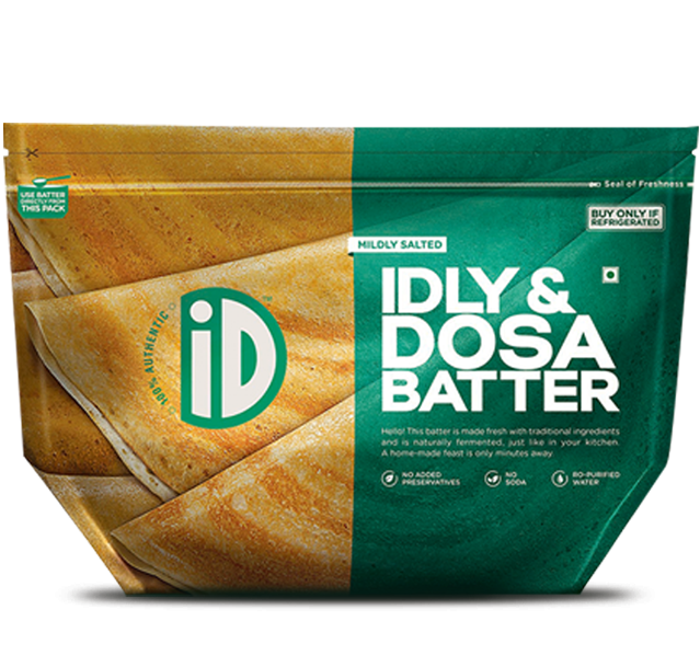 ID Fresh Food - Natural Idly & Doas Batter