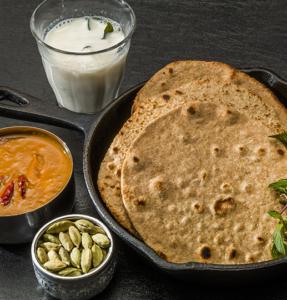 natural whole wheat chapati product 1