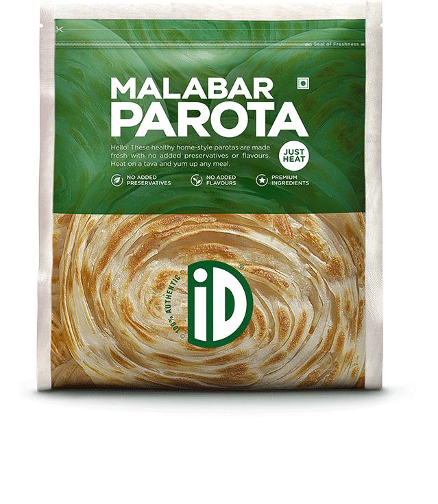 Malabar Parota - iD Fresh Food