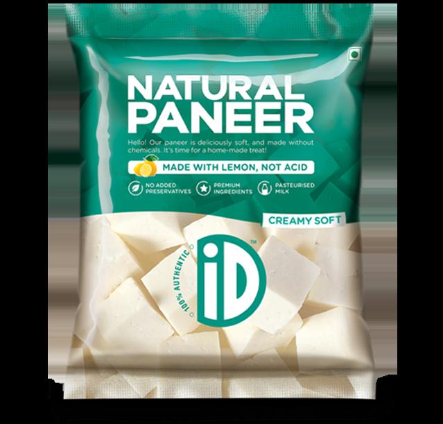 iD Natural Paneer