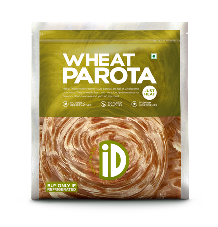 Wheat Parota - iD Fresh Food