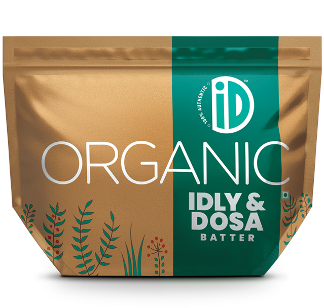 ID Fresh Food - Organic Idly & Dosa Batter