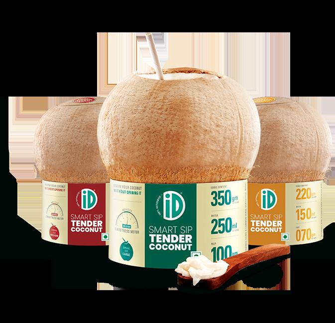iD Smart Sip Tender Coconut
