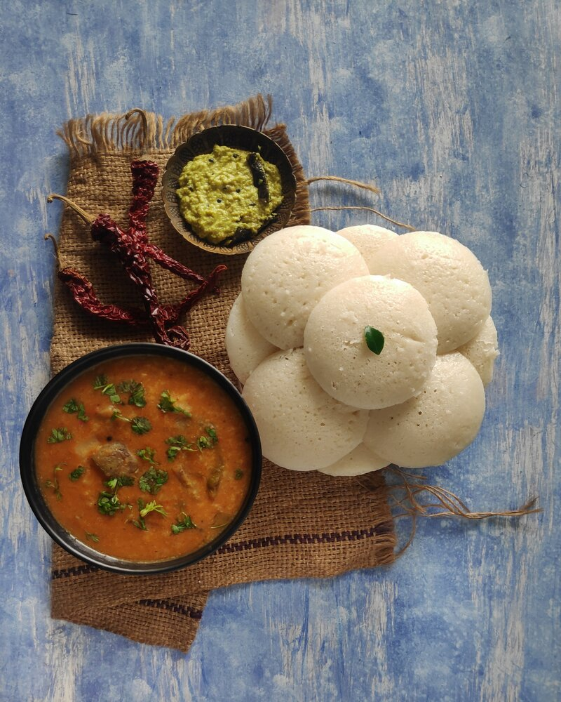 idli sambar recipes