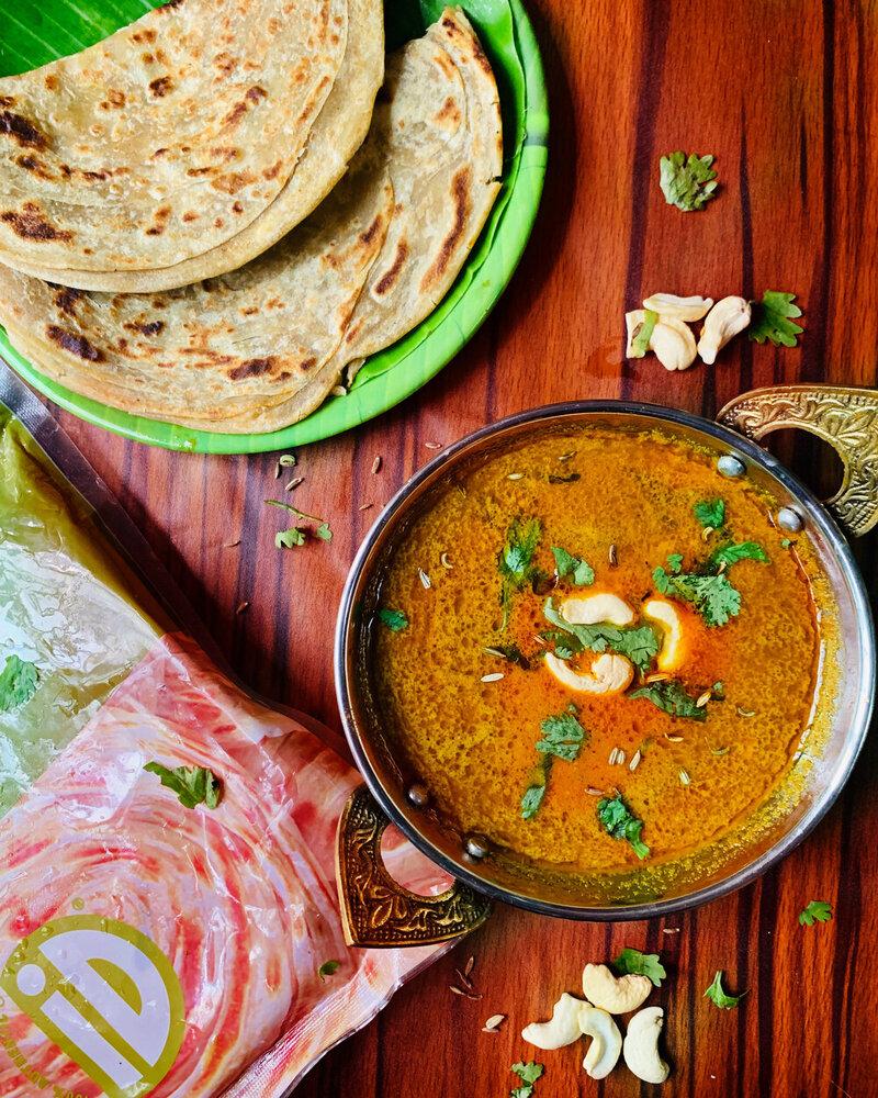 parotta salna, salna curry. salna recipe