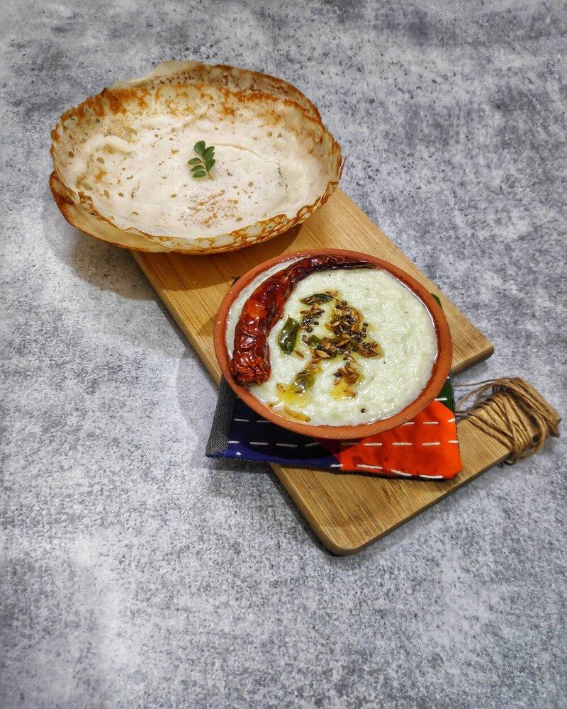 classic chutney, india chutney, idli chutney recipe