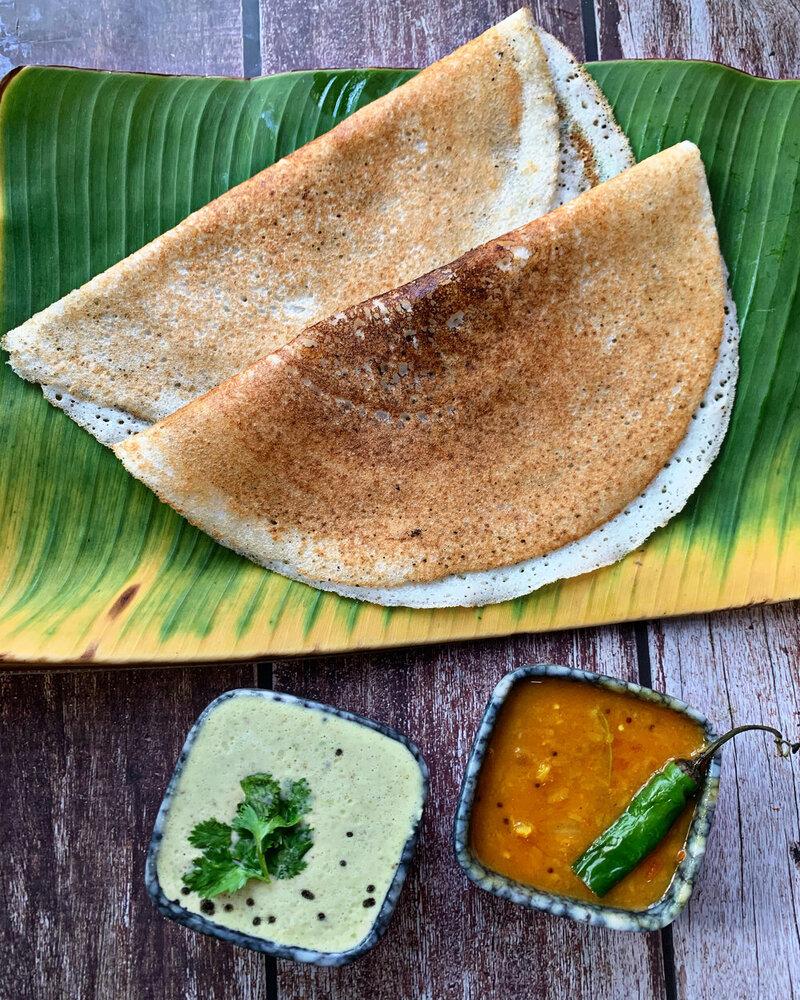 id fresh recipe, idli and dosa chutney, chutney variety, coriander coconut chutney recipe